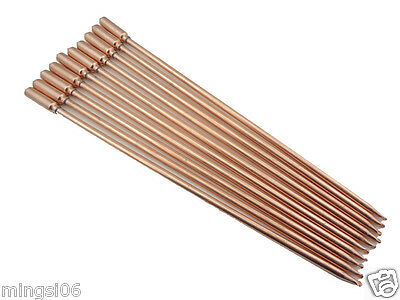 10pcs of copper heat pipe (40cm), for solar water heater,solar hot water heating
