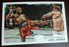 Jon Bones Jones 2011 Topps Moment of Truth UFC Card #205 159 152 145 140 128 100