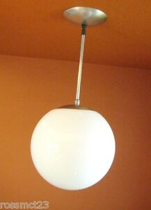 Details About Vintage Lighting Ten 1950s Mid Century 10 Wide Globe Lights More Available