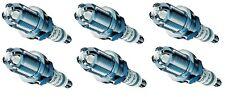 Spark Plugs x 6 Bosch Super 4 Fits BMW e36 320i 323i 325i 328i e46 Z3 e39 Series