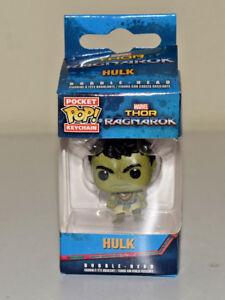 Funko-Hulk-Casual-Pocket-POP-Keychain-Thor-Ragnarok-Vinyl-Figure-NEW