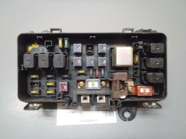 Engine Fuse Box Fits 00