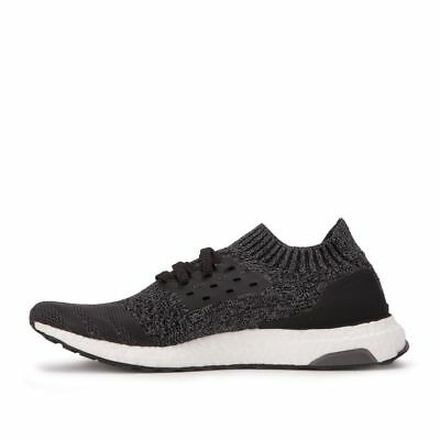 Adidas Men UltraBOOST Uncaged (black solid grey grey three)