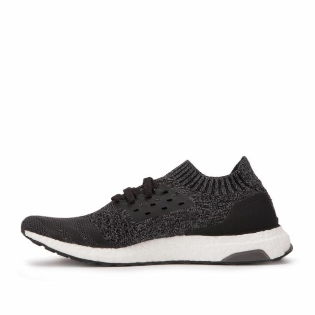 best website 9d092 7e754 New Men's Adidas Ultra Boost Uncaged Core Black Solid Grey BY2551