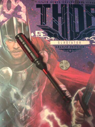 Hot Toys Thor Ragnarok Gladiador MMS445 arma de maza Suelto Escala 1//6th