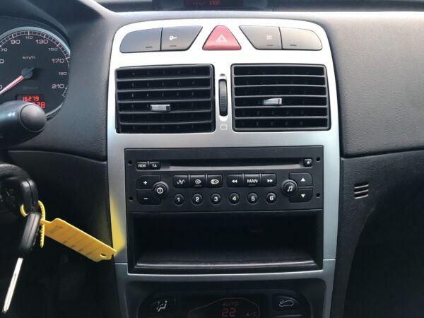 Peugeot 307 2,0 SW billede 16