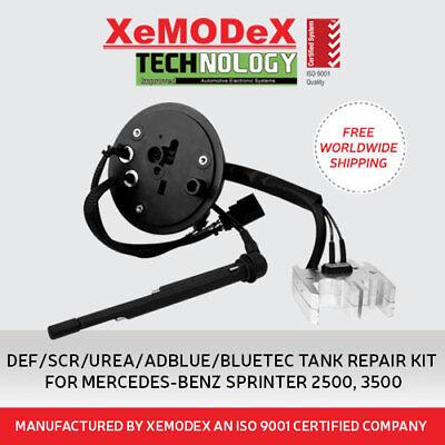 XeMODeX DEF / Bluetec Urea Tank Repair Kit for Mercedes Sprinter 2500 /  3500   eBayeBay