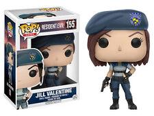 Pop! Games: Resident Evil - Jill Valentine FUNKO #155