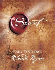 The Secret Daily Teachings by Rhonda Byrne (2008, Hardcover)