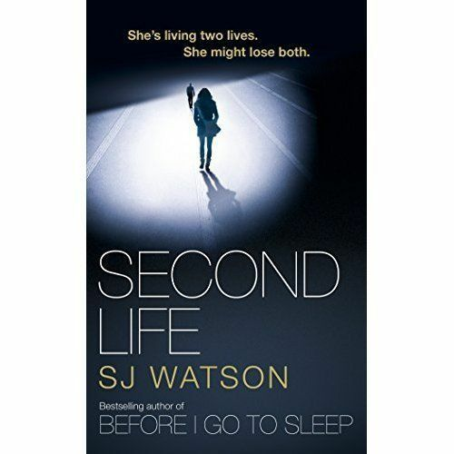 """1 of 1 - """"AS NEW"""" Second Life, Watson, S J, Book"""