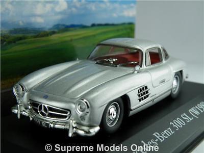Mercedes 300 Sl W198 Auto Modello 1:43 Taglia 1954 Ixo Atlas 2891001 Mythiques T3z-mostra Il Titolo Originale Disabilità Strutturali