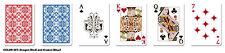 Desjgn 100% Plastic Playing Cards, Poker Size / Regular Index New 1 Set