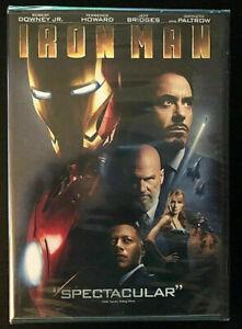 Iron-Man-DVD-2008-Widescreen-BRAND-NEW-SEALED