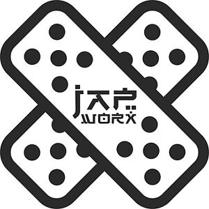 JAPWORX-DRIFT-PLASTER-VINYL-CAR-STICKER-jdm-decal-drift-logo-jap-worx-car-club