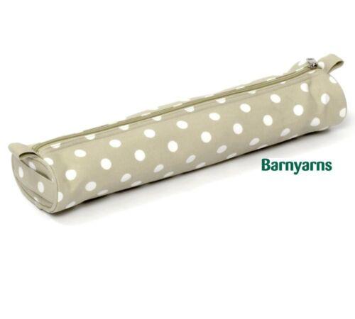 Aguja Tejer Bolsa de almacenamiento para tejer alfileres y agujas de hacer punto por hobbygift
