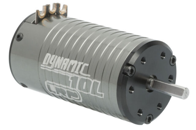 LRP Dynamic 10L Brushless Motor 2400KV 1-4S Lipo 53530 1:10 5mm Welle