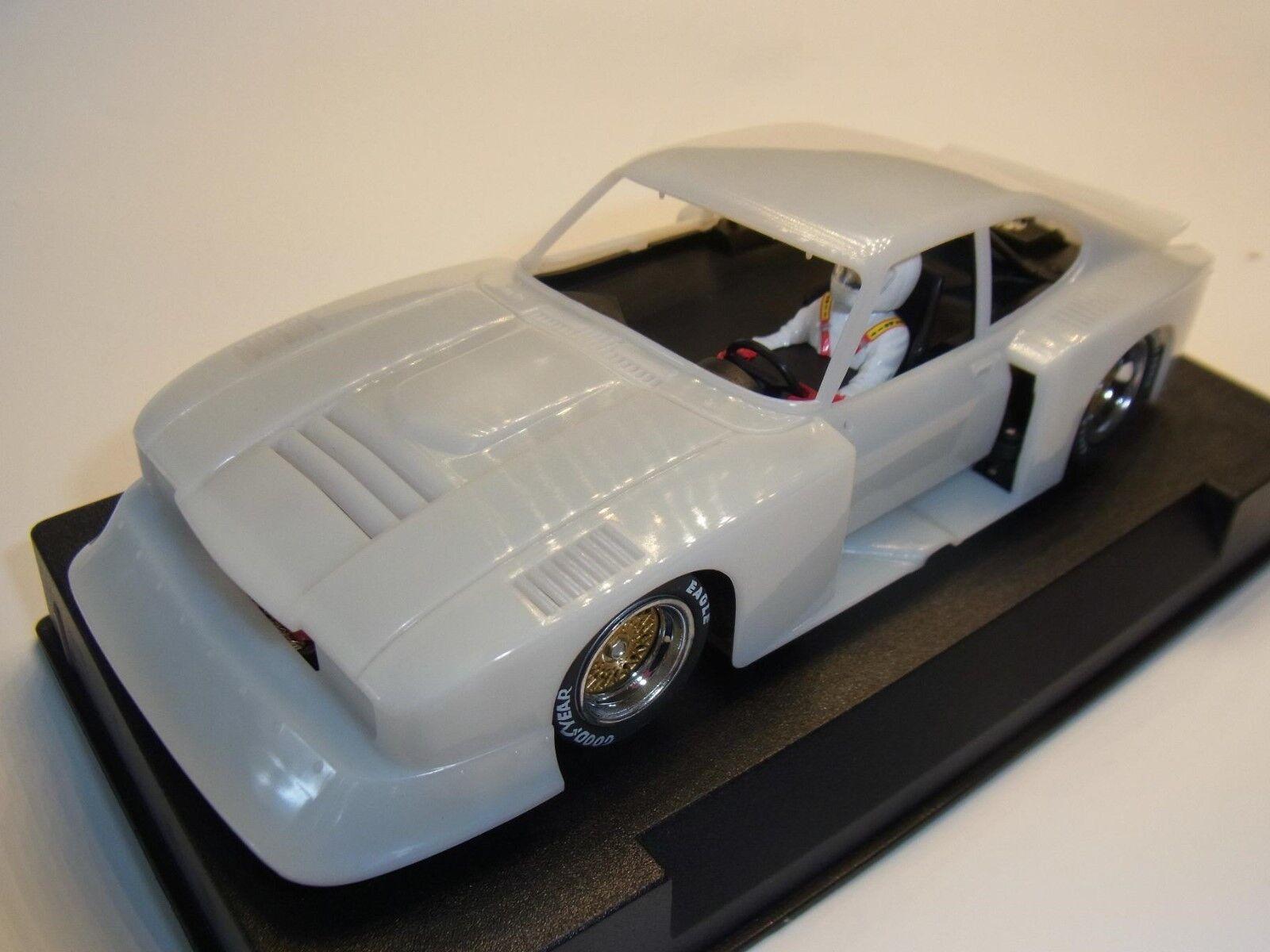 Sideways By Racer Ford Capri Bianco Kit SWK SWK SWK   Cz Pista per Auto 1 3 2 5a3f22