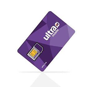 delai livraison carte sim free Ultra Mobile Carte SIM LIVRAISON GRATUITE | eBay
