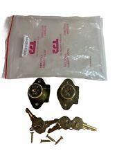 Lot 2 Cabinet Desk Lock Key Ccl Cat 30