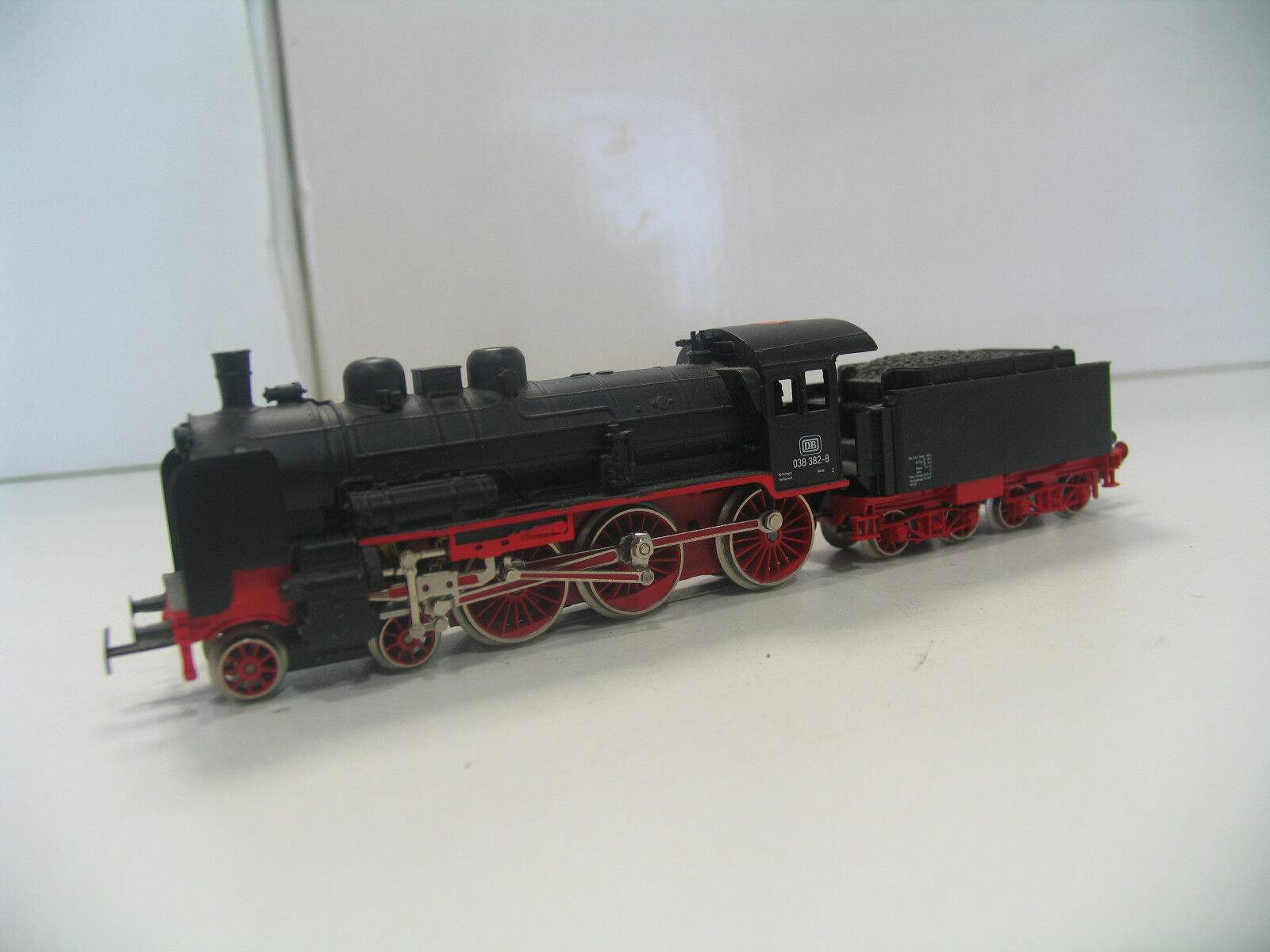 Märklin 3099 Steam Locomotive BR 38 the DB Conversion Delta pa1151