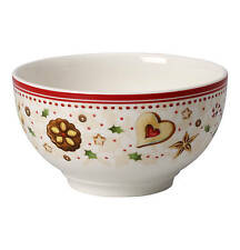 Villeroy & and Boch Christmas WINTER BAKERY DELIGHT bowl falling star 0.75L NEW