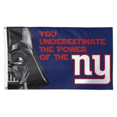 480f7495 NY Giants Star Wars Large Outdoor Flag 32085404756 | eBay