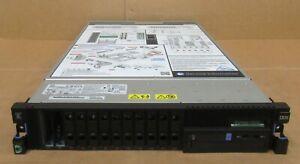 IBM-Power-s822-8284-22a-1x-6-Core-POWER-8-3-89ghz-32gb-RAM-12x-2-5-034-Bay-2u-Server