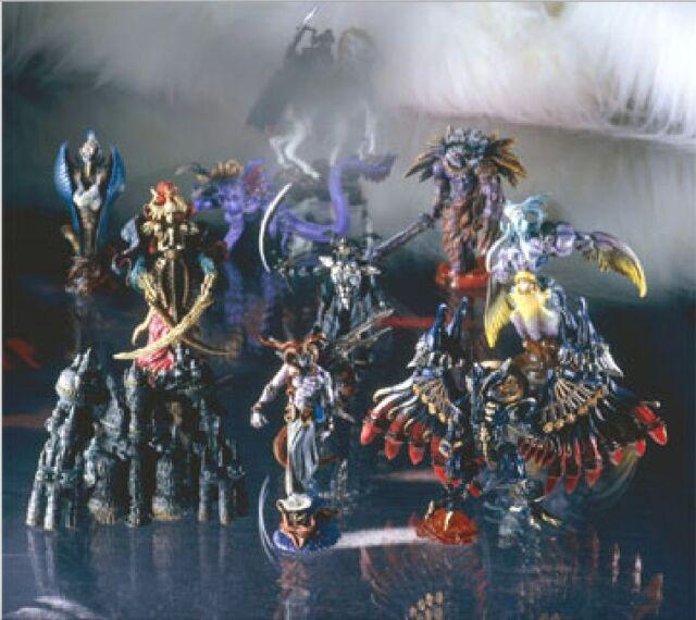 Final Fantasy Creatures