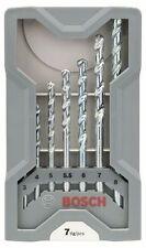 Bosch X-pro Linea Piedra Drill Bit Set 7 Piezas 2607017035 libre 1st Class Delivery