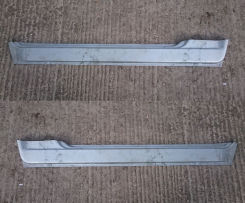 Fiat 126 72-00 Sill Repair Panel Section PAIR