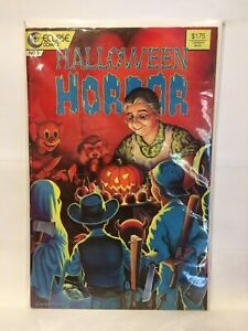 Halloween-Horror-1-FN-1st-Print-Eclipse-Comics