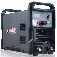Cut 50 50 Amp Air Plasma Cutter 110230v Dual Voltage Cutting Machine New