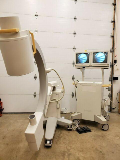 Philips BV Libra C-arm Mobile X-Ray Machine C ARM