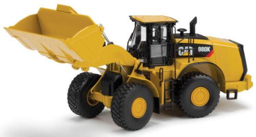 55289 NORSCOT 1//50 SCALE Caterpillar 980K Wheel Loader
