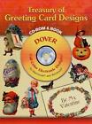 Treasury of Greeting Card Designs by Dover Publications Inc. (Mixed media product, 2006)