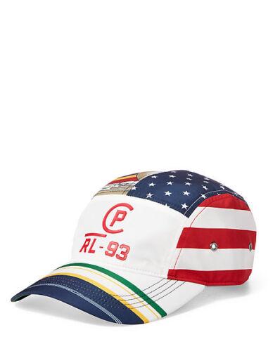POLO RALPH LAUREN CP-93 Limited-Edition Cap Hat US SAILING