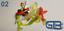 15-Stueck-Relax-Kopyto-10-12-cm-Gummifische-Gummikoeder-Hecht-Barsch-Zander Indexbild 3