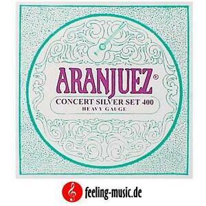 Aranjuez-AR-400-Concert-Silver-Saiten-f-Konzertgitarre-40-guenstiger