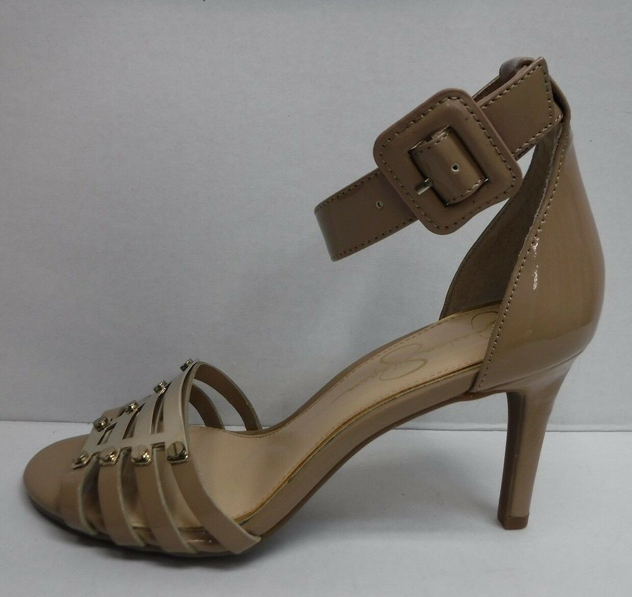 Jessica Simpson Größe 7 Beige Schuhes Heels Sandales New Damenschuhe Schuhes Beige 577a83