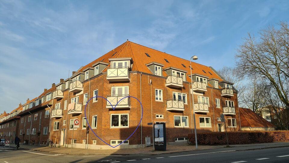 Skøn andelslejlighed til salg i Odense centrum!