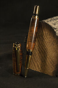 700 Year Old York Minster Cathedral Oak Pen (Rollerball Pen)