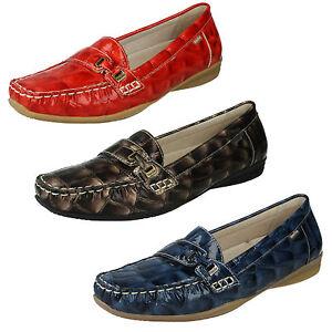 Mujer-Van-Dal-planas-Sin-Cordones-Informales-PIEL-ELEGANTE-Mocasines-Zapatos