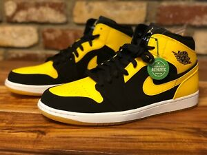 info for e56fe f5ee8 Details about Nike Air Jordan 1 Retro Mid New Love DS Men's Size 11.5, 12  2017