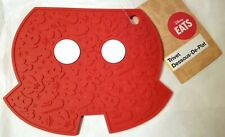 DISNEY PARKS SILICONE TRIVET MICKEY MOUSE EARS /& SHORTS