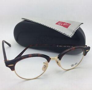 New RAY-BAN Rx-able Eyeglasses RB 4246-V 2372 47-19 Havana Tortoise ... 6d5188431721