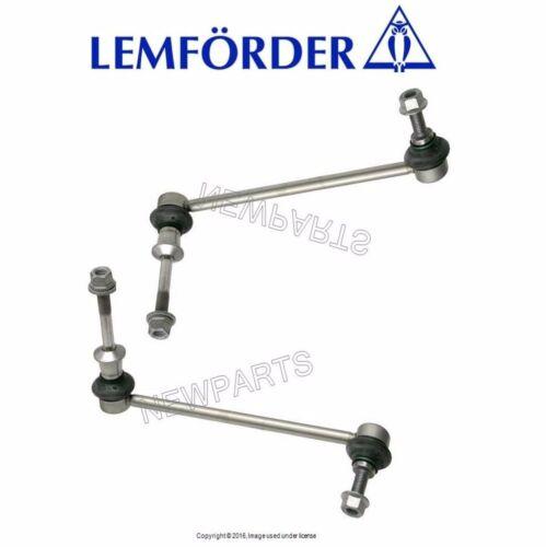 For BMW E70 E71 E72 X6 X5 Set of Front Left /& Right Sway Bar Link Lemfoerder