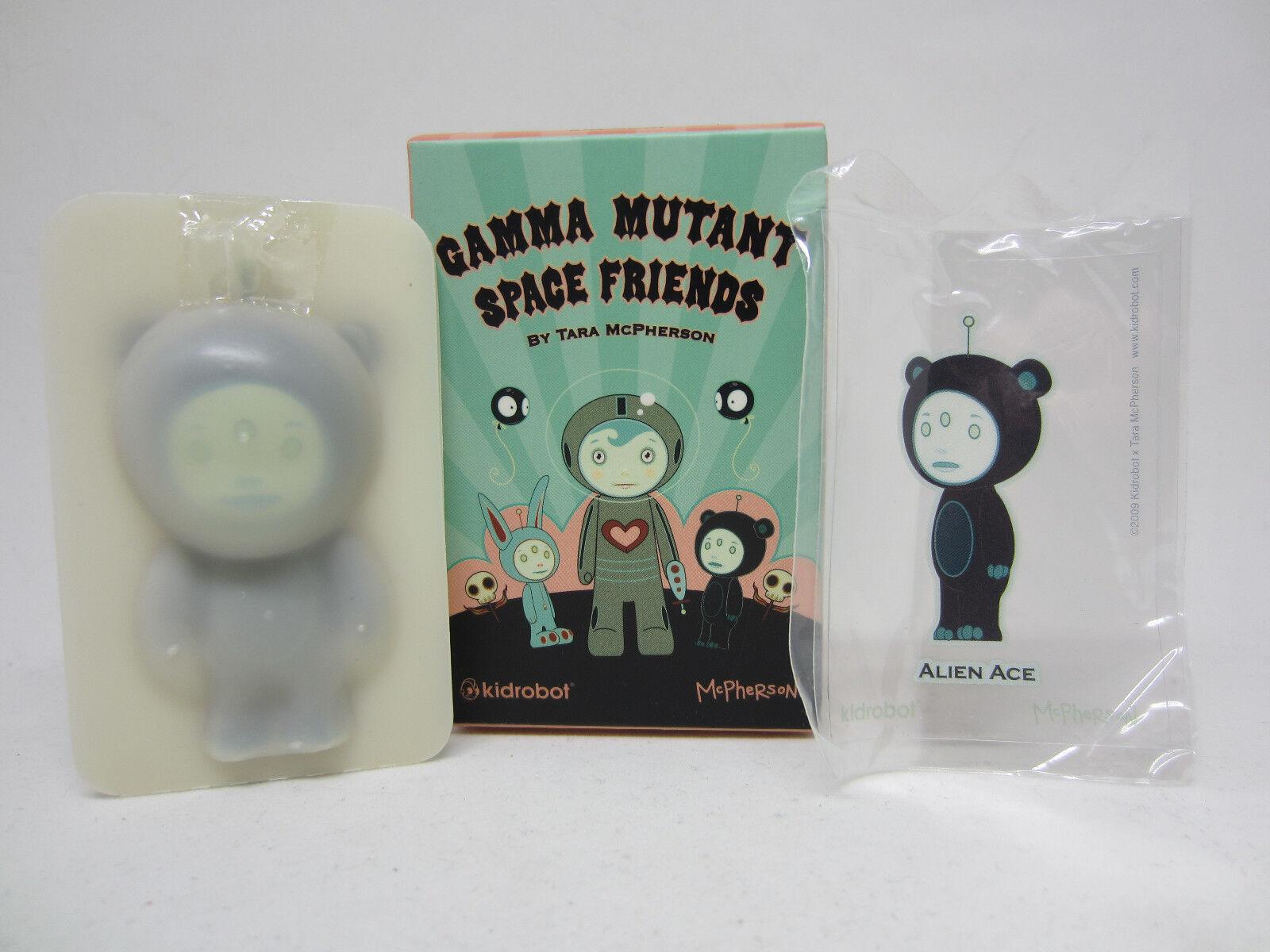 Kidrobot Gamma Mutant Space Friends Series Alien Ace Tara McPherson 1 20