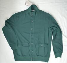 Filippo DE LAURENTIIS Camicia Giacca Maglione Cardigan di lavoro giacca a camicia RARA
