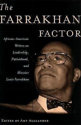 The Farrakhan Factor : African-American Writers on Lead