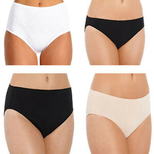 Womens-Bamboo-Seamless-Briefs-Choose-from-Bikini-Full-High-cut-Sizes-8-14